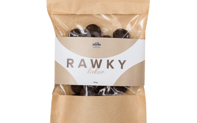 RAWKY cacao 80g